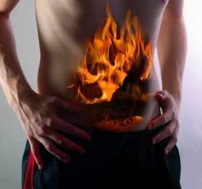Phân biệt hội chứng ruột kích thích và viêm ruột. 1