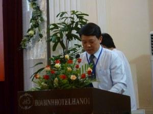 """hoinghi 5 Thành lập Liên chi hội Nội soi Tiêu hóa Việt nam và Hội thảo:"""" Xu hướng phát triển và họat động nội soi tiêu hóa ở Việt nam và thế giới"""""""