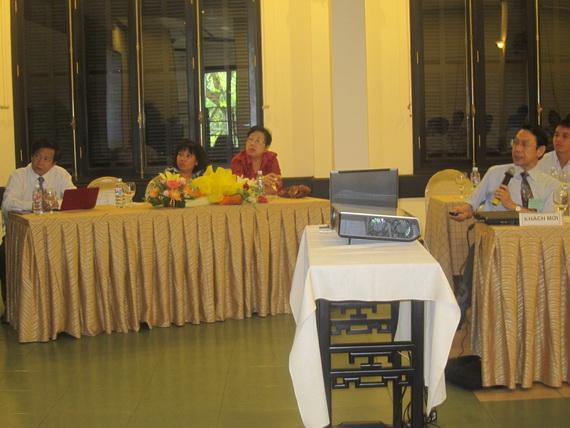 hn mientrung 4 Hội thảo khoa học Chi hội Nội soi Tiêu hóa miền Trung lần thứ nhất