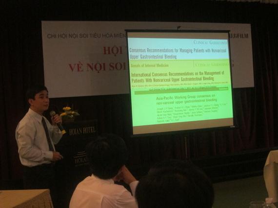 hn mientrung 6 Hội thảo khoa học Chi hội Nội soi Tiêu hóa miền Trung lần thứ nhất