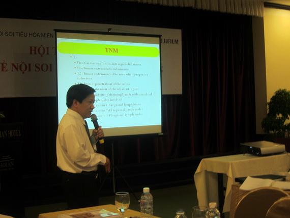 hn mientrung 9 Hội thảo khoa học Chi hội Nội soi Tiêu hóa miền Trung lần thứ nhất