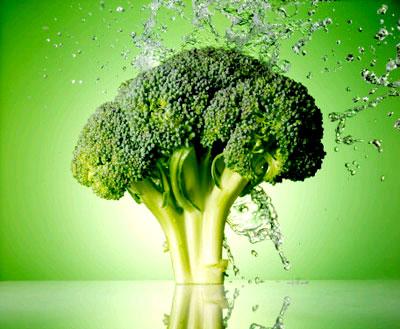 bong cai xanh 6 loại thực phẩm nên tránh khi bị viêm đại tràng