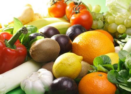 Thực phẩm giảm chứng ăn không tiêu 1