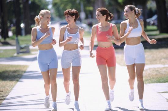 Thường xuyên tập thể dục 1