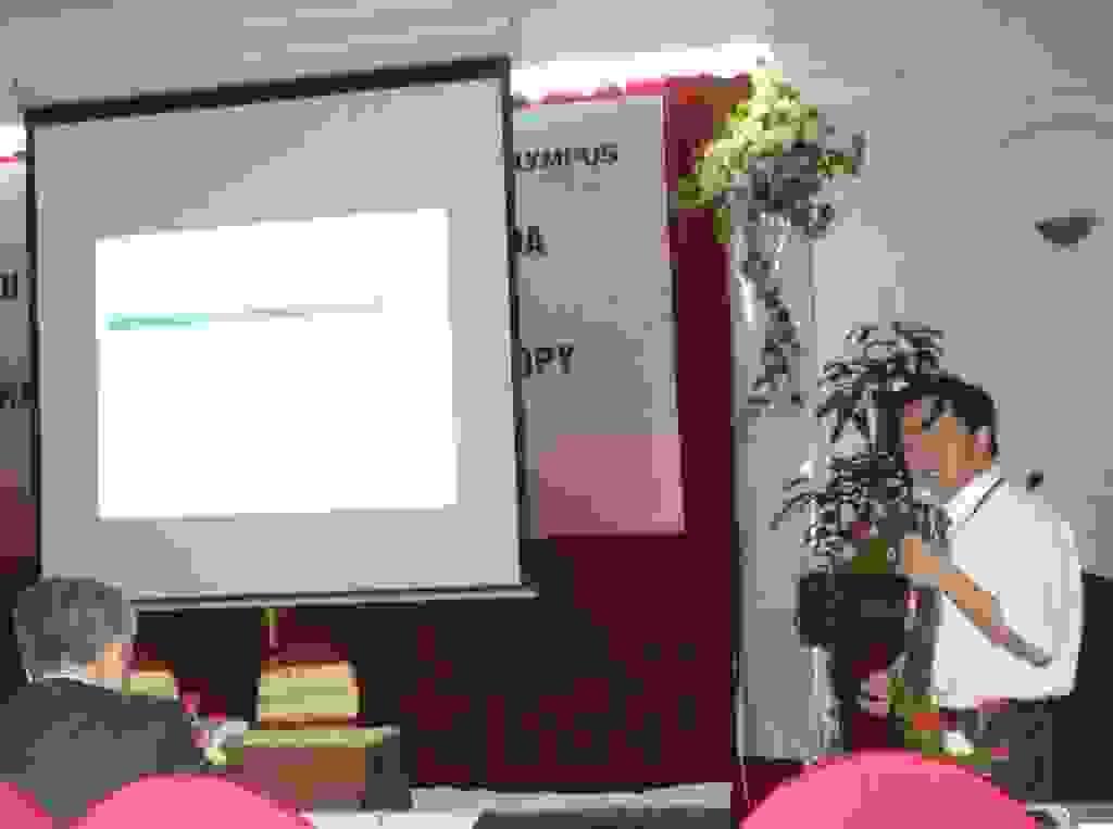 """hoinghi 2 1024x763 Thành lập Liên chi hội Nội soi Tiêu hóa Việt nam và Hội thảo:"""" Xu hướng phát triển và họat động nội soi tiêu hóa ở Việt nam và thế giới"""""""