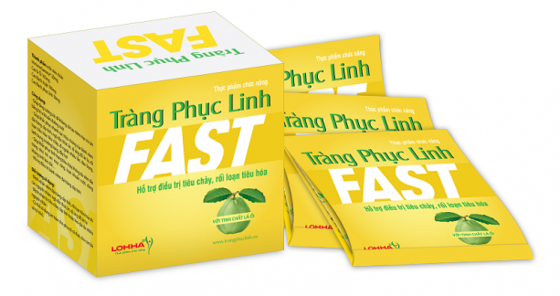 Tràng Phục Linh Fast - giúp cầm tiêu chảy an toàn, hiệu quả! 1