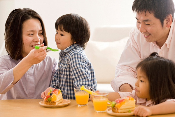Chế độ dinh dưỡng khi trẻ bị tiêu chảy 1