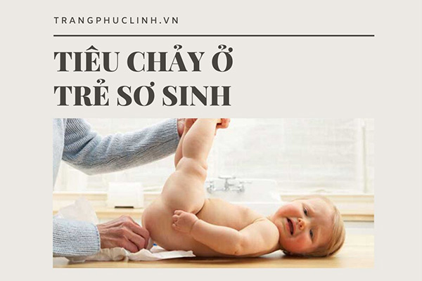 Trẻ sơ sinh bị tiêu chảy - nguyên nhân, dấu hiệu và điều trị 1