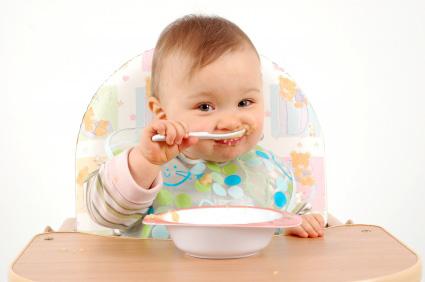 Tiêu chí về chế độ ăn cho bé 1