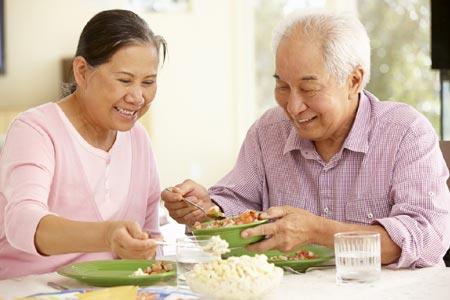 Điều trị rối loạn tiêu hóa ở người già 1