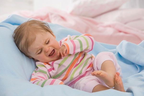 Tiêu chảy ở trẻ do dùng kháng sinh 1