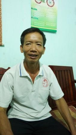 Bác Nguyễn Duy Trình - 57 tuổi