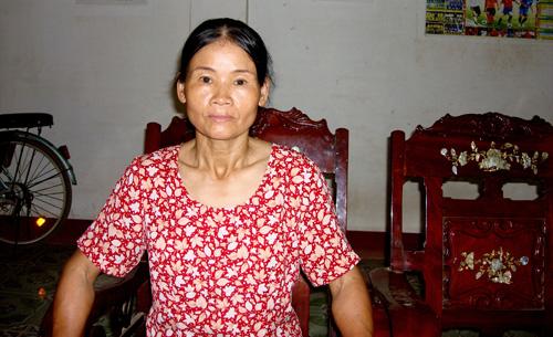 Cô Phan Thị Loan - 54 tuổi