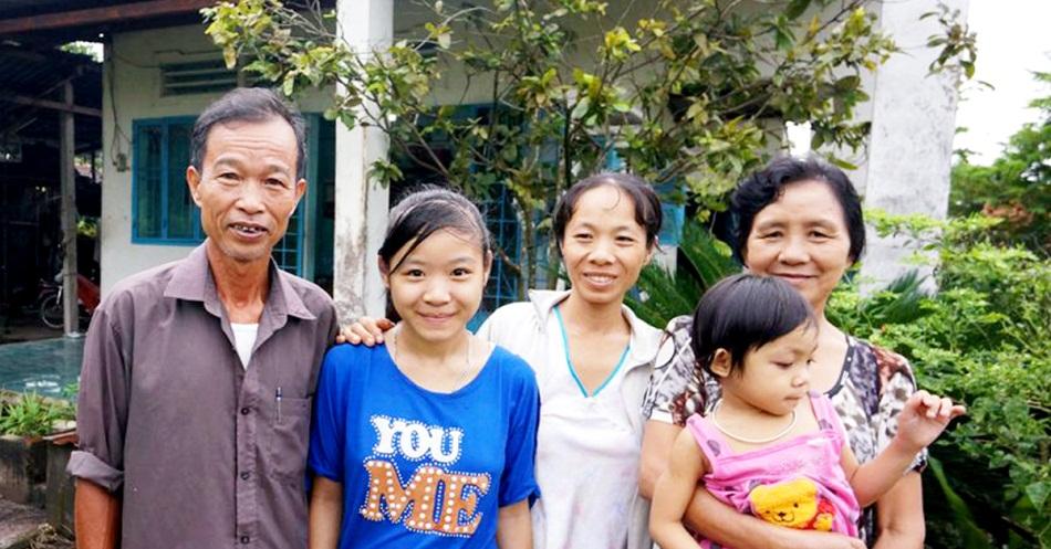 Chú Đỗ Xuân Hưng - 64 tuổi