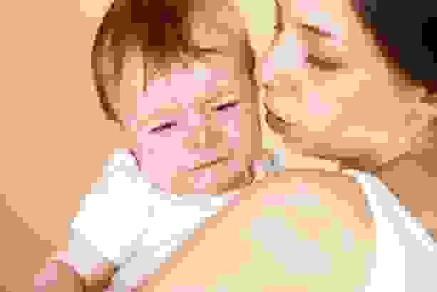 Trẻ bị tiêu chảy do rotavirus 1