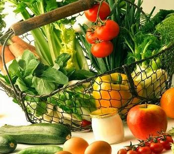 Người viêm đại tràng nên ăn nhiều rau quả chất xơ