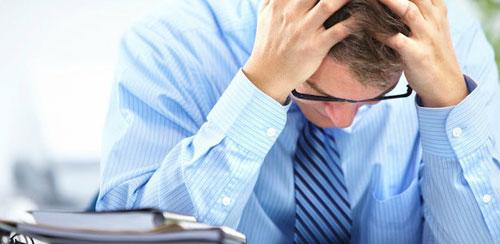 Stress, đồ ăn kích thích khiến bệnh tăng nặng … 1