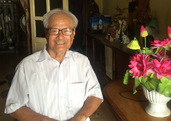Bác Trần Lương Trí - 78 tuổi