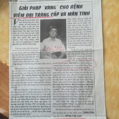 May mắn đến nhờ chăm đọc báo 1