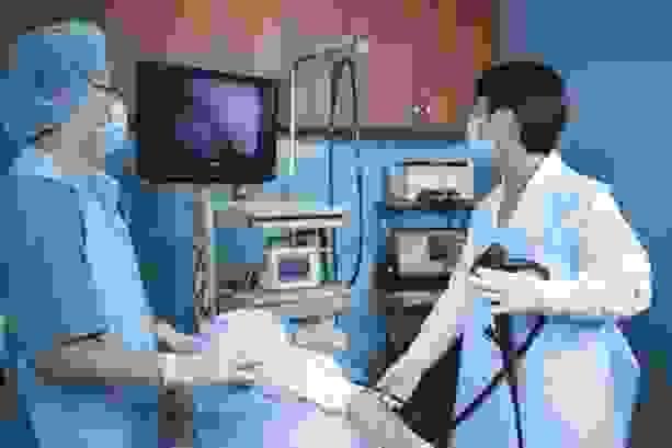 Tầm soát ung thư đại trực tràng 1