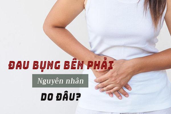 Đau bụng bên phải là bệnh gì? 1