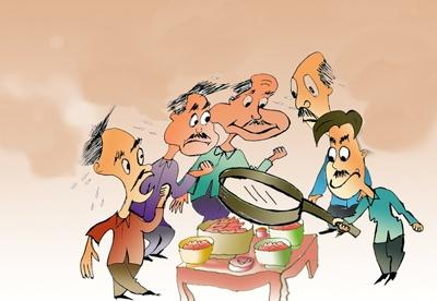 Tổng hợp cách chữa ngộ độc thức ăn 1