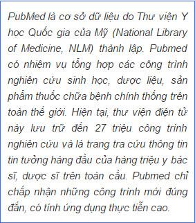 Nghiên cứu về Tràng Phục Linh Plus đăng trên Pubmed 1
