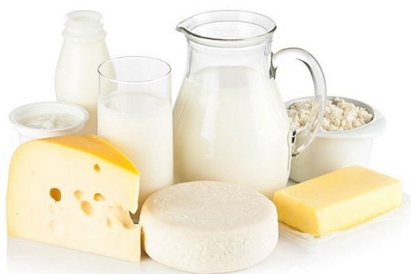 Sữa và các sản phẩm từ sữa 1