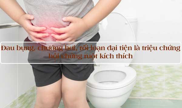 Dấu hiệu thường gặp của hội chứng ruột kích thích? 1