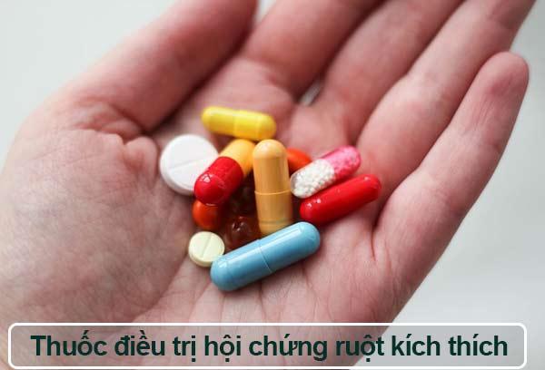 Dùng thuốc điều trị hội chứng ruột kích thích - Những lưu ý cần thiết 1
