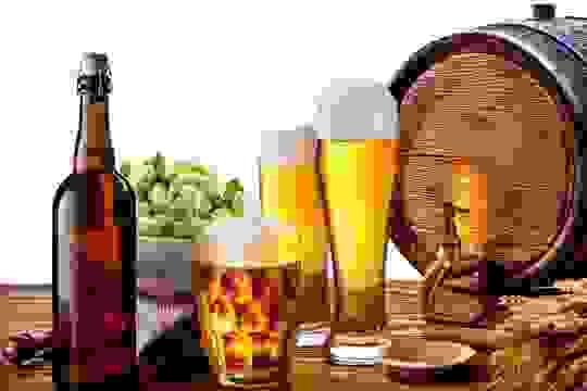 Cafe, rượu, bia và các nước uống có gas 1