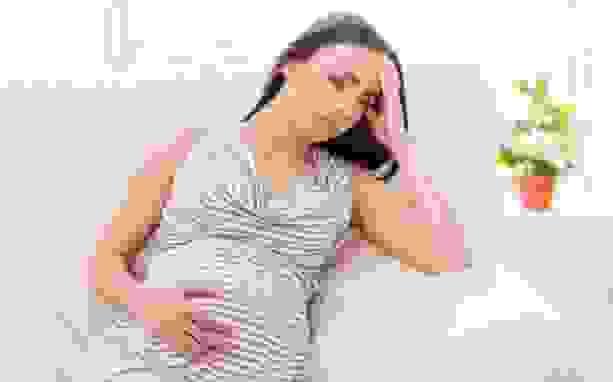 Chữa viêm đại tràng khi mang thai an toàn, hiệu quả 1