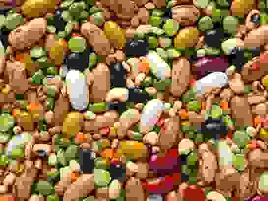 Các loại ngũ cốc nguyên hạt 1