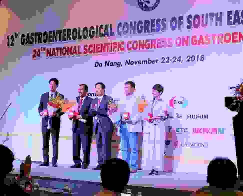 Triển vọng mới cho bệnh nhân mắc Hội chứng ruột kích thích từ Hội nghị tiêu hóa Đông Nam Á 2018 1