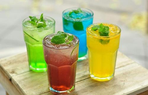 Đồ uống có ga và nước soda 1