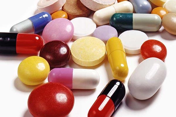 Thuốc kháng sinh 1