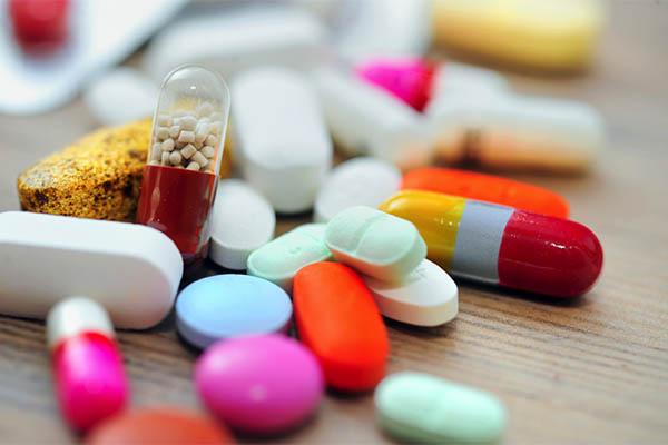 Điều trị bằng thuốc 1