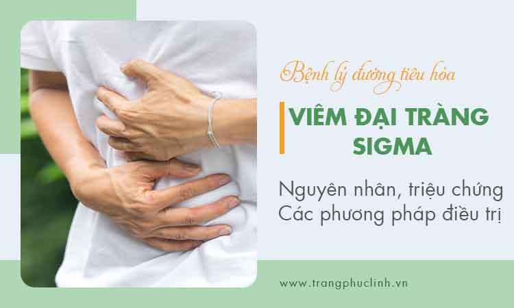 Viêm đại tràng sigma: Nguyên nhân, triệu chứng, điều trị 1