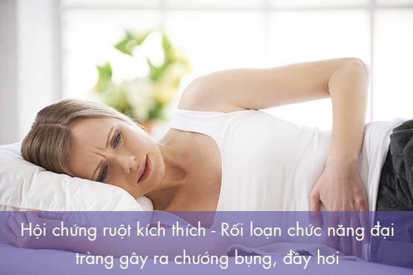 Đầy hơi, chướng bụng là triệu chứng bệnh gì? 1