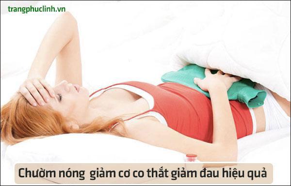 Giảm đau bụng bằng phương pháp đơn giản 1