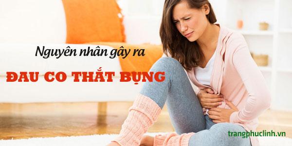 Nguyên nhân đau co thắt bụng và điều trị 1