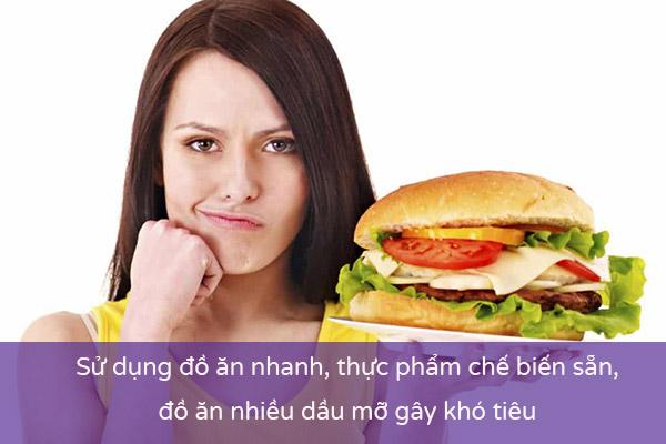 Ăn không tiêu không phải bệnh lý? 1