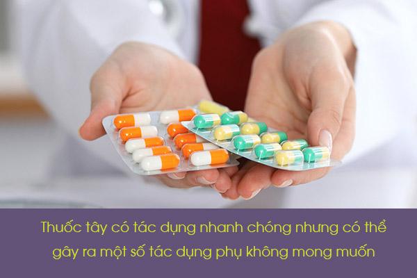 Chữa viêm đại tràng mãn tính bằng thuốc Tây Y 1