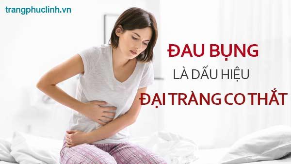 Dấu hiệu của bệnh đại tràng co thắt 1