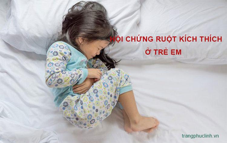 Thông tin về hội chứng ruột kích thích ở trẻ em 1