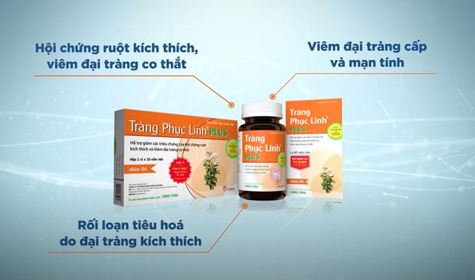 Thứ Nhất, Tràng Phục Linh Plus đi vào gốc rễ gây bệnh, nên giảm nhanh triệu chứng và ngăn ngừa tái phát 5